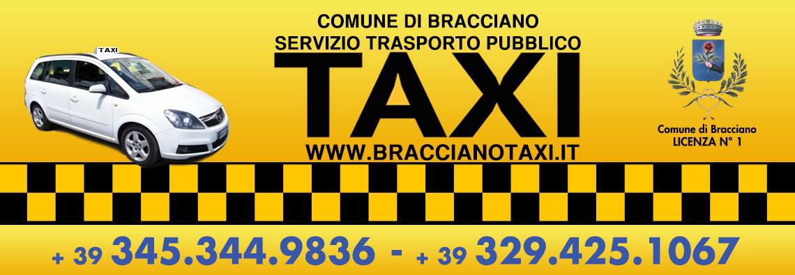 Bracciano taxi